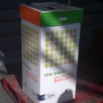 Opération Balles Jaunes 2012 - Carton